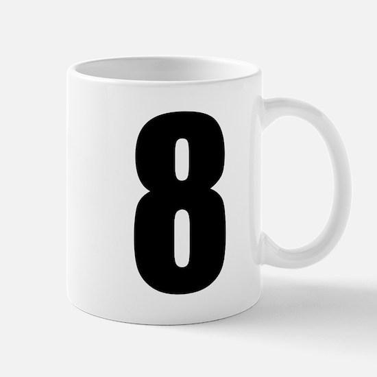 Number Eight - No. 8 Mug