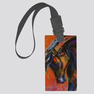 Comfortable Strength Large Luggage Tag