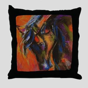 Comfortable Strength Throw Pillow