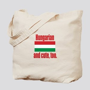 Cute Hungarian Tote Bag