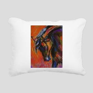 Comfortable Strength Rectangular Canvas Pillow