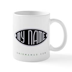 Customised Enigma Name Mugs