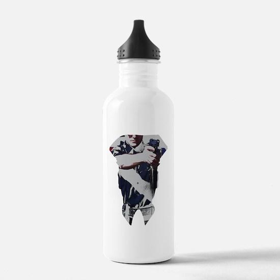 Unique Rookie Water Bottle