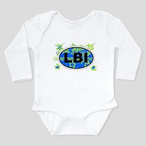 LBI OVAL - NEW Infant Bodysuit Body Suit