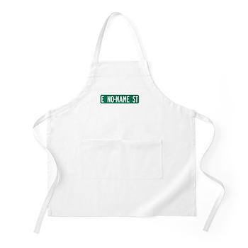 No-Name Street, Quartzsite (AZ) BBQ Apron