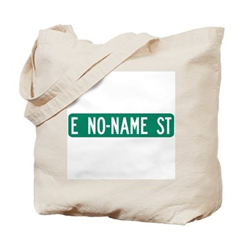 No-Name Street, Quartzsite (AZ) Tote Bag