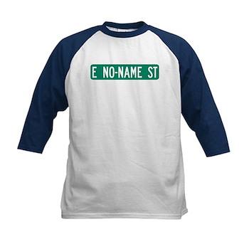 No-Name Street, Quartzsite (AZ) Kids Baseball Jers