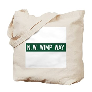 NW Wimp Way, Terrebonne (OR) Tote Bag