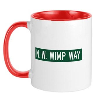 NW Wimp Way, Terrebonne (OR) Mug