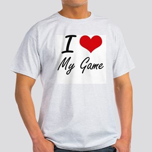 I Love My Game T-Shirt