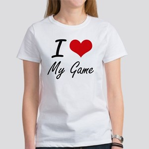 I Love My Game T-Shirt