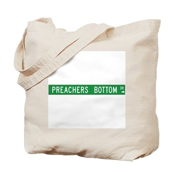 Preacher Bottom, Moravian Falls (NC) Tote Bag