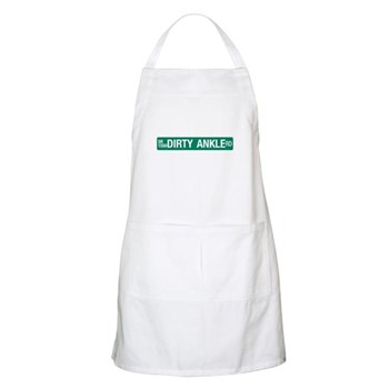 Dirty Ankle Road, Casar (NC) BBQ Apron