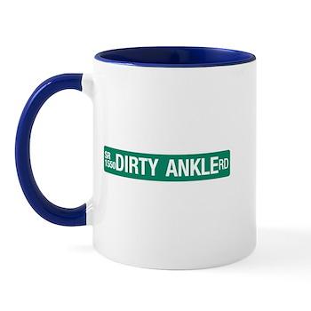 Dirty Ankle Road, Casar (NC) Mug