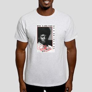 Who N The Funk - T-Shirt (ash Grey)