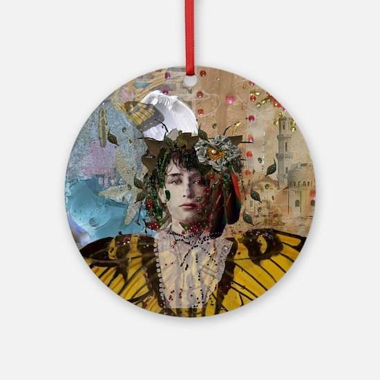 Camille Claudel Ornament (Round)