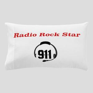 Radio Rock Star Pillow Case