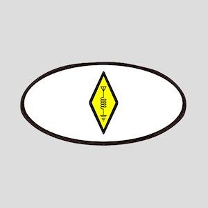 Ham Radio Symbol Patch