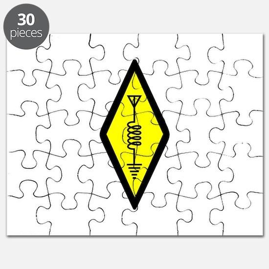 Ham Radio Symbol Puzzle