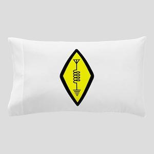 Ham Radio Symbol Pillow Case