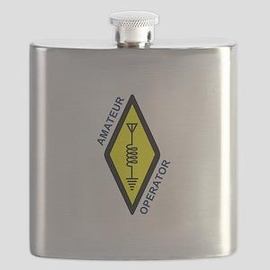 Amateur Operator Flask