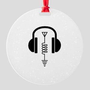 Ham Radio Operator Ornament