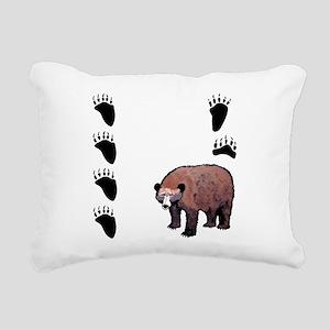 Bears Rectangular Canvas Pillow