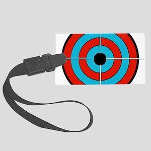 bullseye Large Luggage Tag