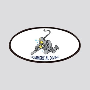 Commercial Diving Patch