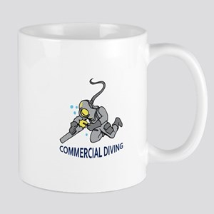 Commercial Diving Mugs