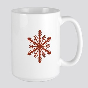 SNOWFLAKES Mugs