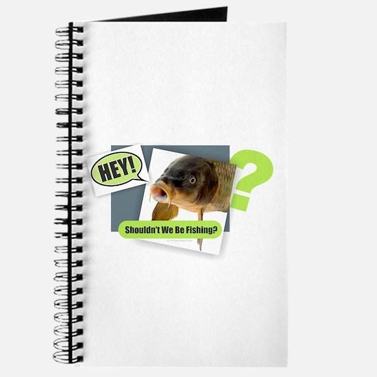 Hey - Be Fishing Journal