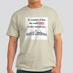 Bluetick World Light T-Shirt
