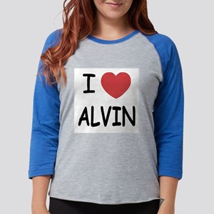 I heart Alvin Long Sleeve T-Shirt
