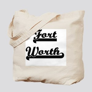 I love Fort Worth Texas Tote Bag