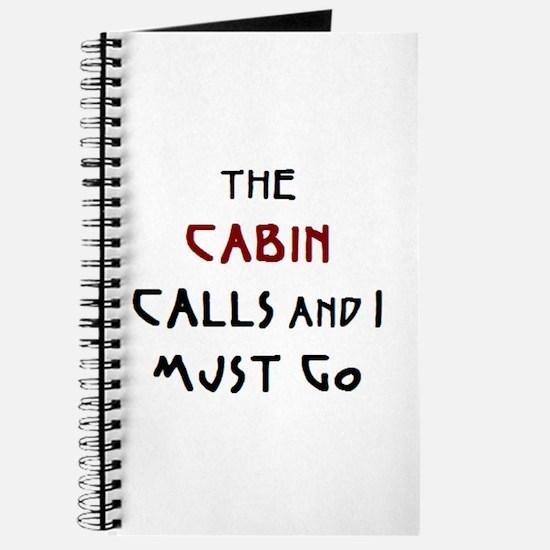 cabin calls Journal