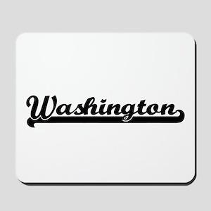 I love Washington District of Columbia Mousepad