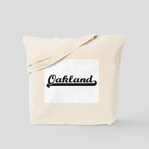 I love Oakland California Tote Bag