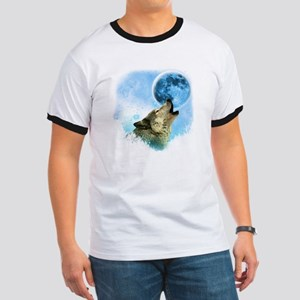 Grey Wolfs Skylight 2 T-Shirt