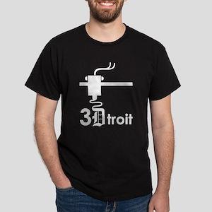 3dtroit Dark T-Shirt