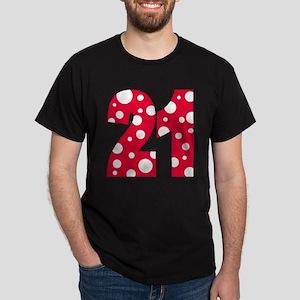 Dotty 21 Dark T-Shirt