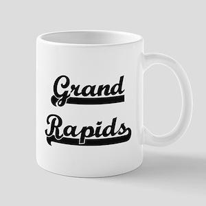 I love Grand Rapids Michigan Mugs
