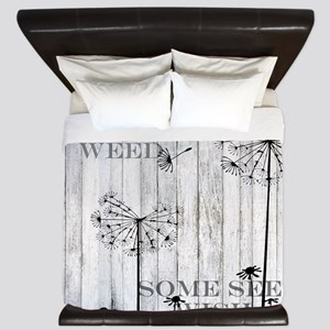 Dandelion Wish King Duvet