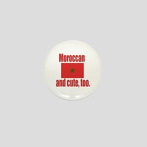 Cute Moroccan Mini Button