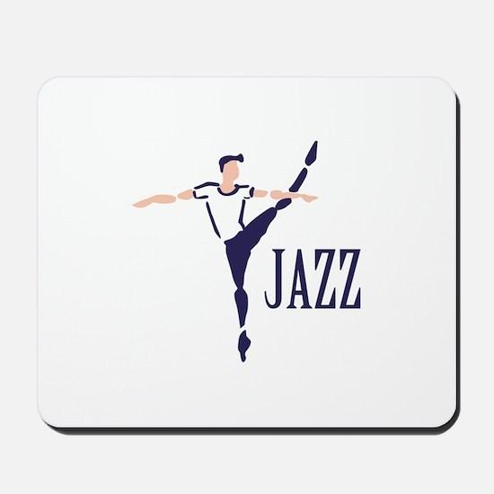 Jazz Dance Mousepad