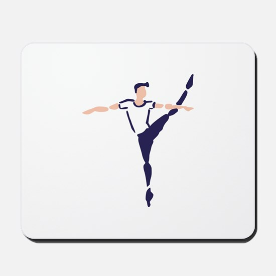 Male Dancer Mousepad