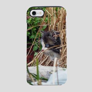 Peek-a-Boo iPhone 8/7 Tough Case