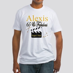 65 YEARS OLD Fitted T-Shirt