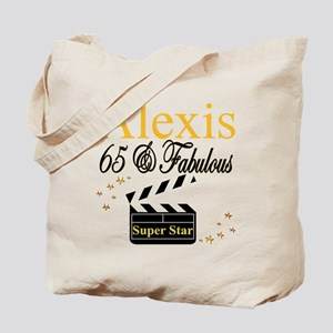 65 YEARS OLD Tote Bag