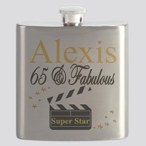 65 YEARS OLD Flask